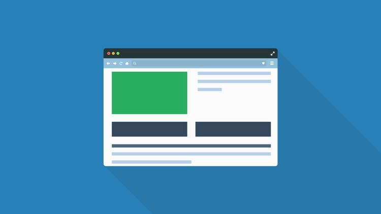 Free Tutorial - How to Make an Online Portfolio Website from Scratch
