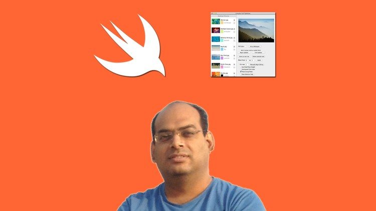 Swift 2 - Complex Cell TableView for Mac OSX Apps   Udemy