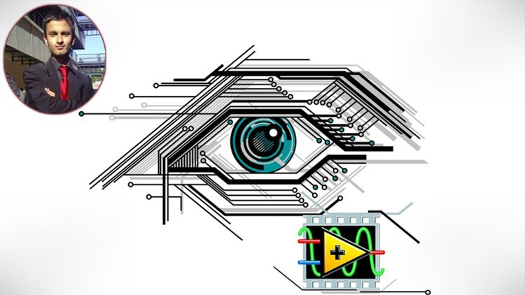 Learn Computer Vision and Image Processing in LabVIEW | Udemy