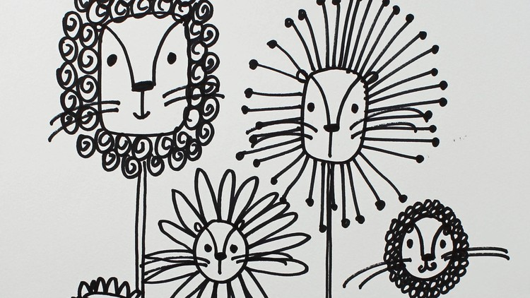 Building Kids Confidence Through Drawing Art For Children