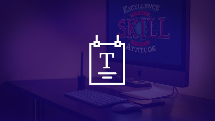 Typographic Poster Design - From Sketch to Vector | Udemy