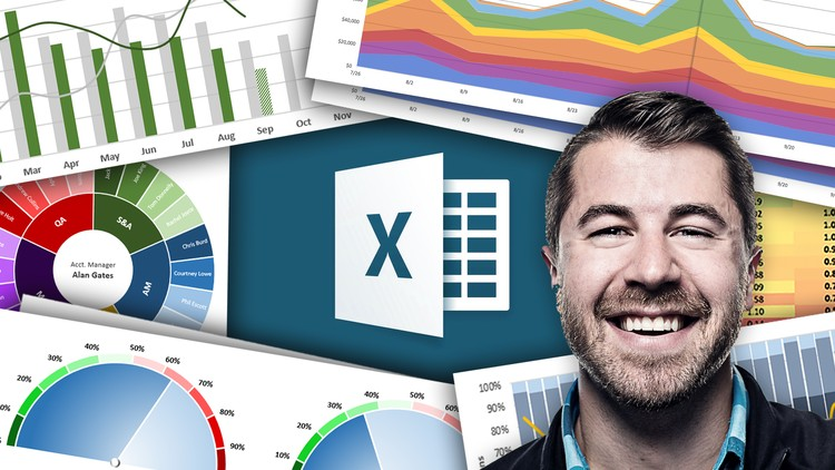 Excellent Excel Graphs (Data Visualization Skills You Need) | Udemy