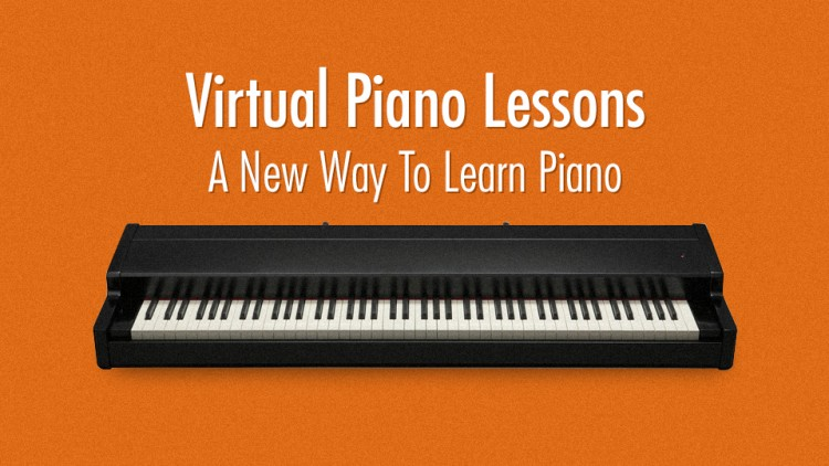 Virtual Piano Lessons - A New Way To Learn Piano | Udemy