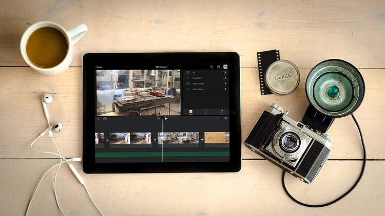 iMovie iOS for iPad & iPhone   Udemy