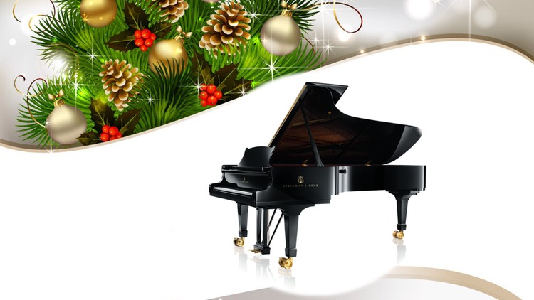 Christmas Piano.Christmas Piano Songs For The Very Beginner Vol I Udemy