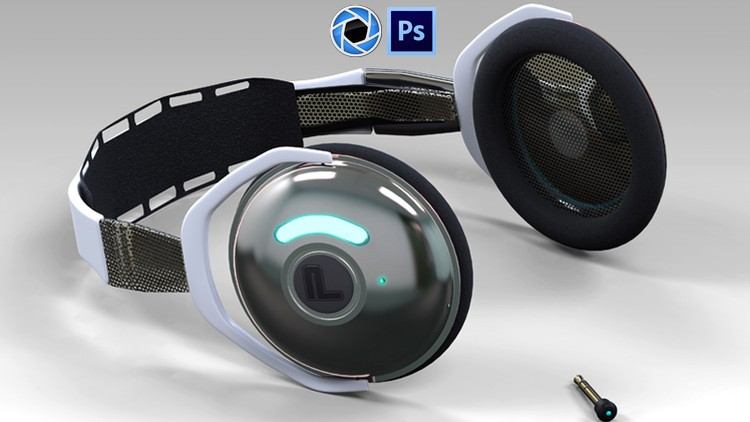 Keyshot 5 - Guide to rendering high quality concepts | Udemy