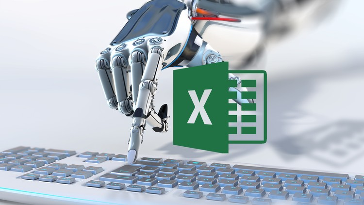 Create Your Own Automated Stock Trading Robot In EXCEL! | Udemy