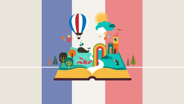 An Intro to Learning French Through Stories & Conversation   Udemy