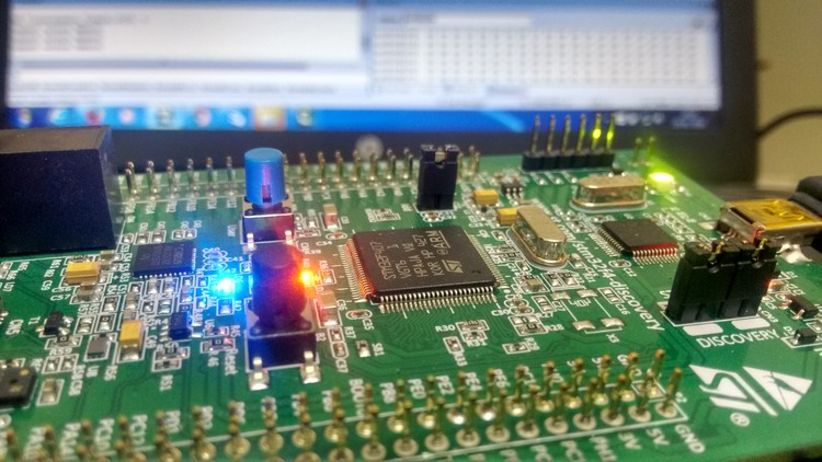 Embedded Systems Programming on ARM Cortex-M3/M4 Processor | Udemy