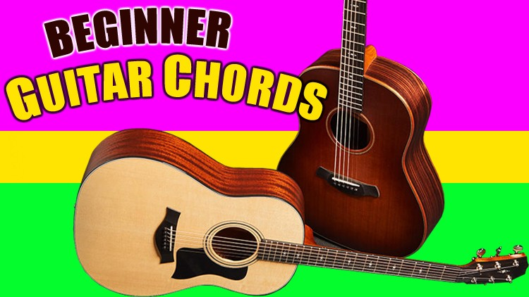 Beginner Guitar Chords Course How To Play Guitar Chords