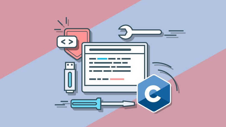C Programming – Practical Tutorial by Projects