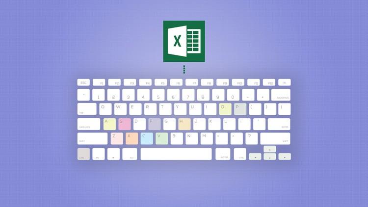 Excel Keyboard Shortcuts: Using Workbooks | Udemy
