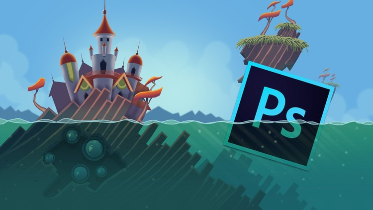 Learn Professional 2D Game Graphic Design in Photoshop | Udemy