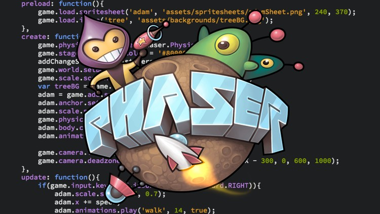 Making Games With Phaser 2 X | Udemy
