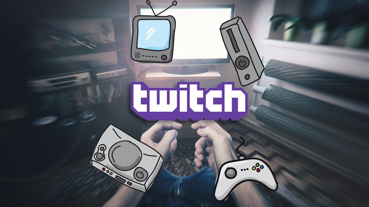 Introduction To Twitch TV Video Game Live Streaming | Udemy