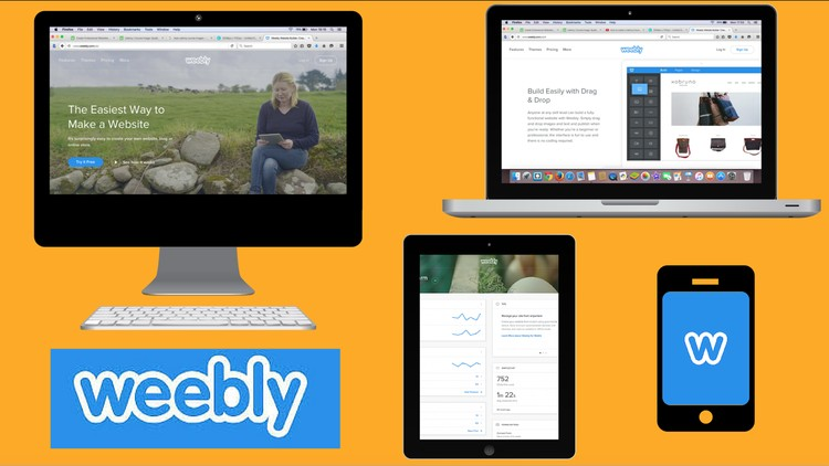 Learn To Build Professional Weebly Websites From A Kid Udemy