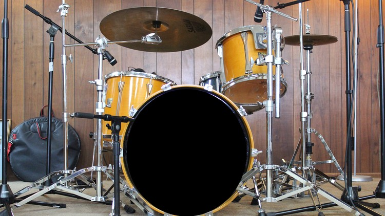 Drum Mic Technique: Record better sounds today  | Udemy