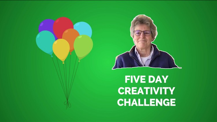 Creative Thinking with a 5-Day Creativity Challenge