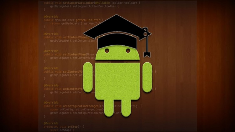 Android Training & Certification - 49 Projects | Udemy