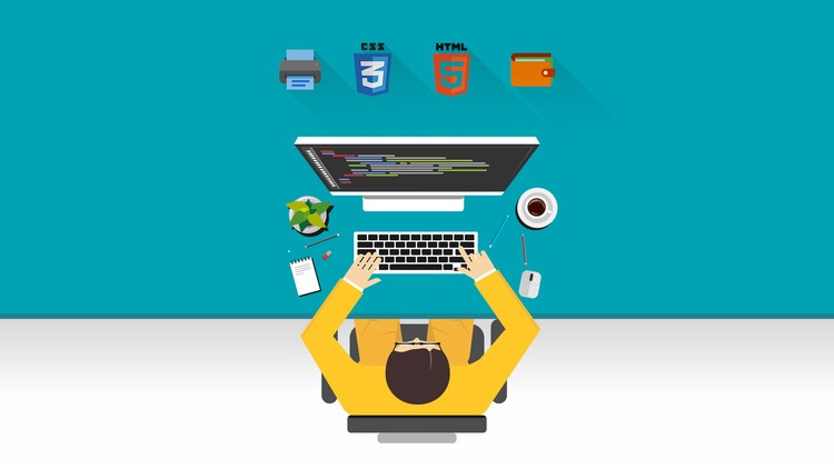 Use & Embed Icons into Your Website with HTML & CSS tricks  | Udemy