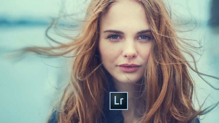 Adobe Lightroom CC: How To Edit Portraits (Full Retouch)