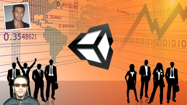 [100% Off UDEMY Coupon] - Unity 3D Course: No Coding, Build & Market Video Games Fast