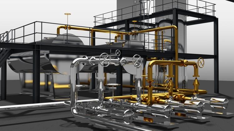 Autocad plant 3D Courseware for beginner | Udemy