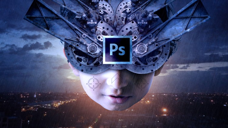 Master Photo Manipulation in Adobe Photoshop-Best Seller