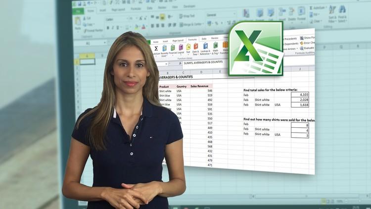 Advanced Excel: Top Excel Tips & Formulas | Udemy