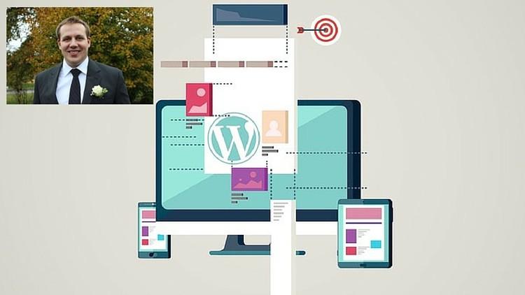Make a Wordpress Portfolio Website