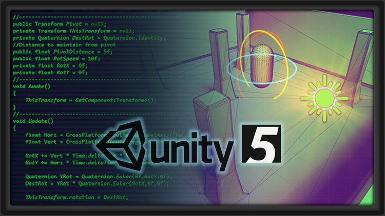Learn Advanced C# Scripting in Unity 5 for Games | Udemy