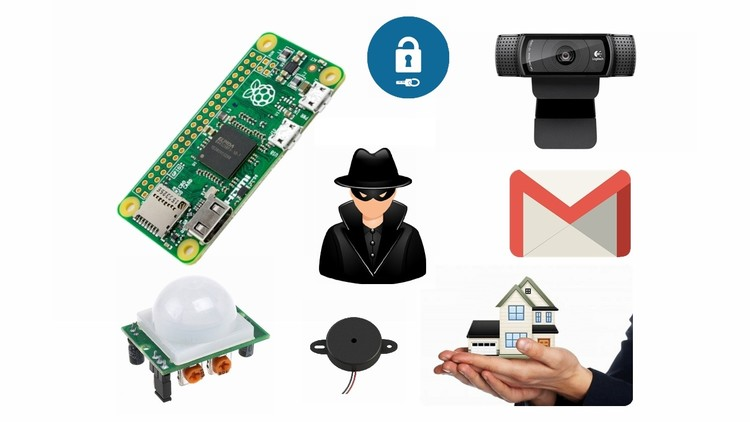 Home Automation using Raspberry Pi | Udemy