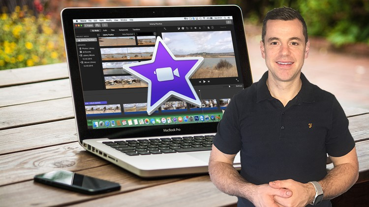 Go from iMovie Beginner to Pro: The Complete iMovie Course