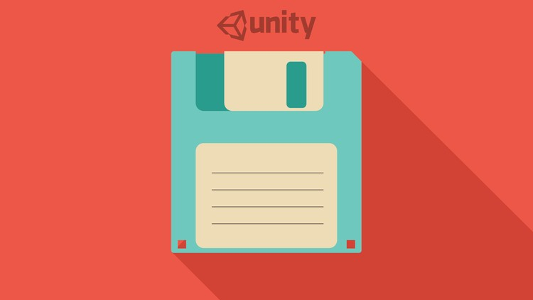 Saving and Loading Game Data in Unity3D and C# | Udemy