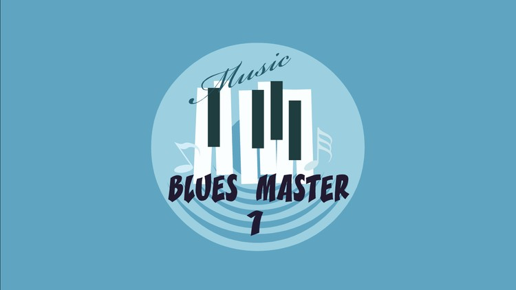 Blues Master - Beginner's Techniques Piano Course   Udemy