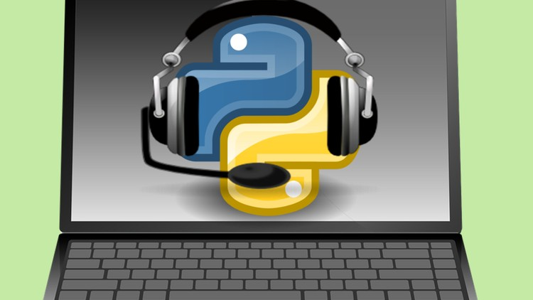 Free Python Tutorial - Learn Python: Build a Virtual Assistant | Udemy
