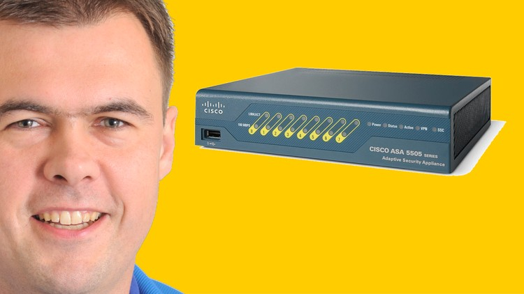 Cisco ASA firewall basics | Udemy