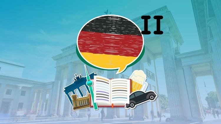 German for beginners (A1 – Part 2/5)