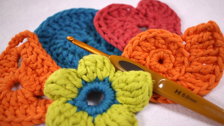 Crochet Basics Learn To Crochet Within A Week Udemy