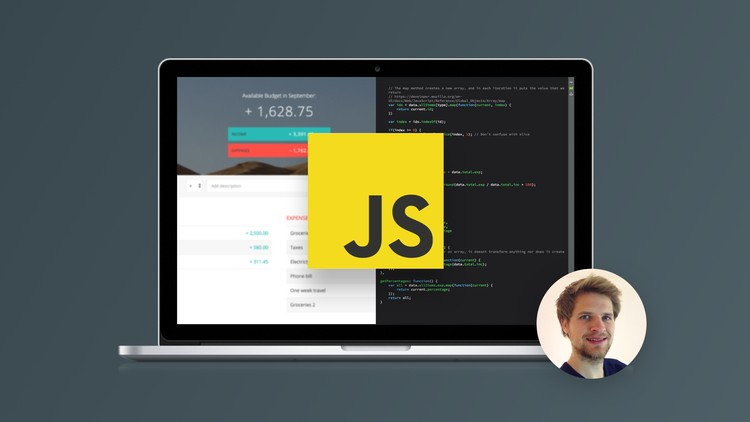Learn Modern Javascript (Build & Test Real Apps Now) | Udemy