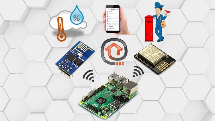 Advanced Home Automation using Raspberry Pi 3 | Udemy