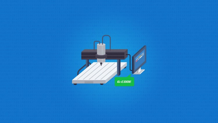 Free CNC Tutorial - CNC Programming with G Code for Beginners | Udemy