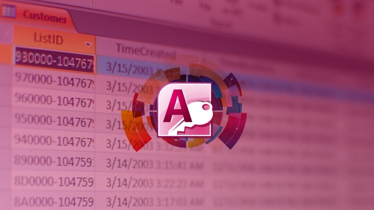 Introduction to Microsoft Access Tables | Udemy