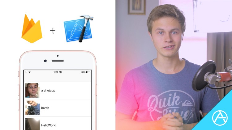 Make a Chat App! (Firebase : Swift in Xcode) | Udemy