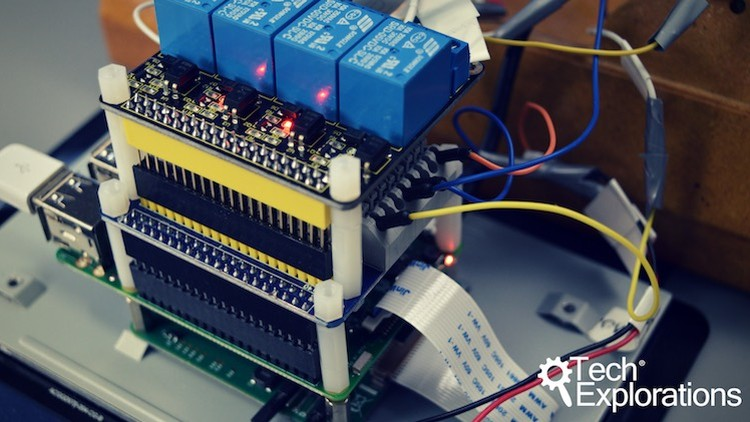 Tech Explorations™ Raspberry Pi: Make a Workbench Computer | Udemy