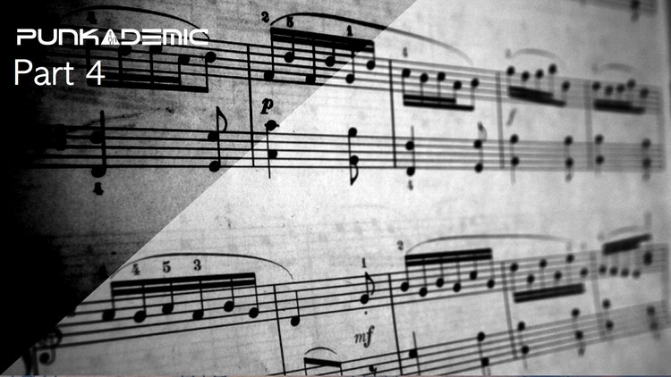 Music Theory Comprehensive: Part 4 - Modes and Counterpoint | Udemy