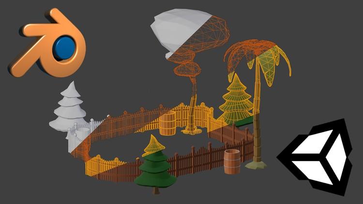 3D Modeling in Blender 2 8 for Unity Video Game Developers