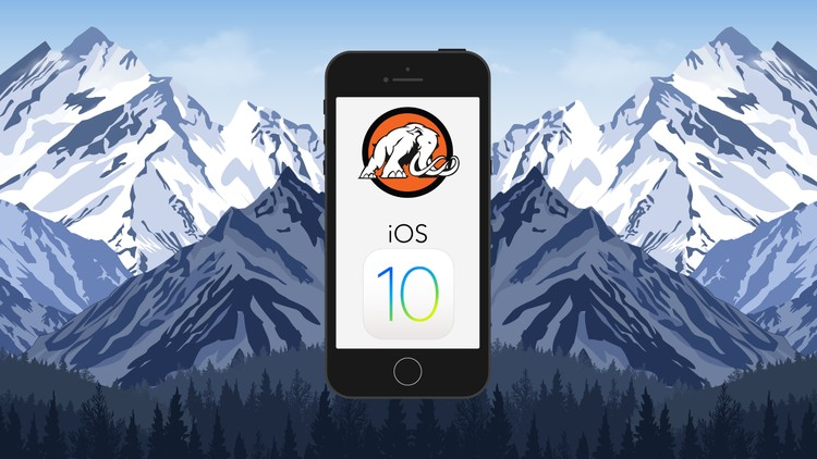 The Ultimate iOS 10, Xcode 8 Developer course  Build 30 apps