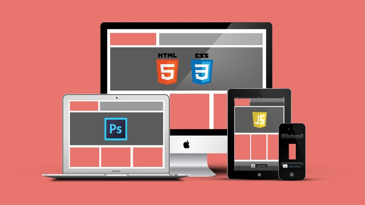 PSD to Responsive HTML5: Beginner to Advanced | Udemy