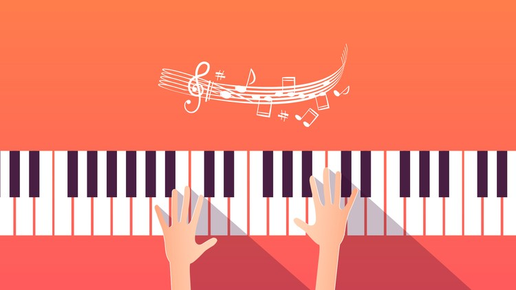 Bedwelming The Complete Piano & Music Theory Beginners Course | Udemy @MV07